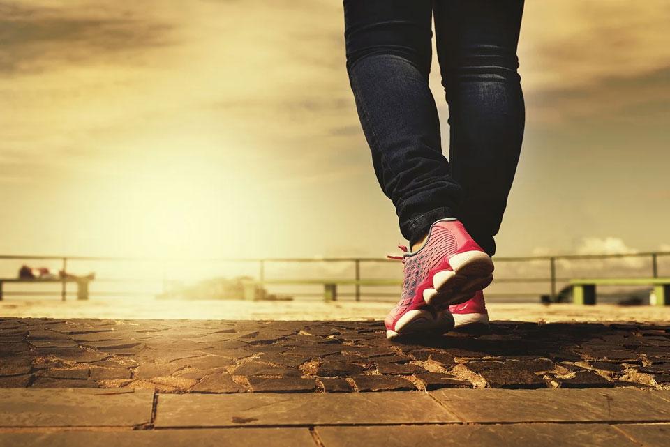 La actividad física mejora las varices