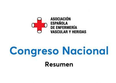 XXIV Congreso Nacional de Enfermería Vascular Castelldefels 2012